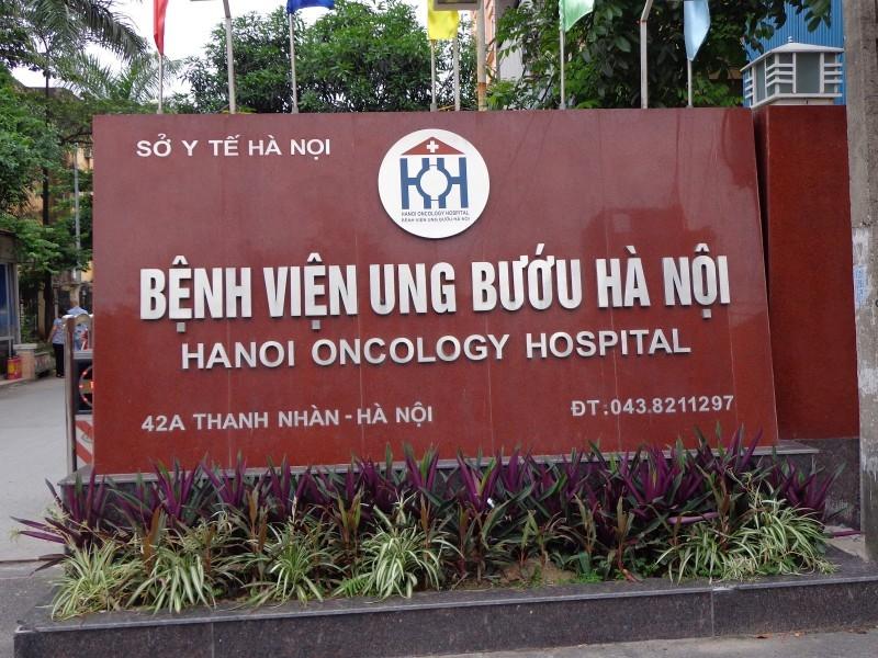 Bệnh viện Ung bướu Hà Nội là Bệnh viện chuyên khoa hạng II  điều trị bướu cổ của Hà Nội
