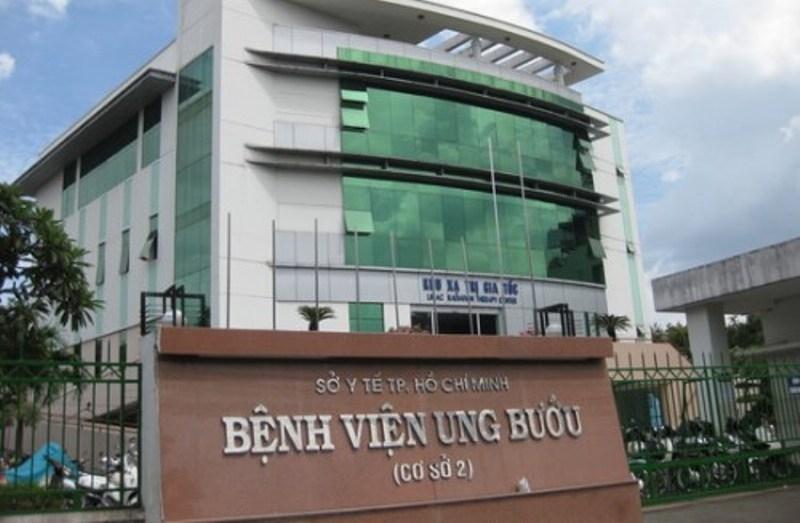 Khoa Nội ung bướu - Bệnh viện Ung bướu tp. Hồ Chí Minh cũng là một trong những địa chỉ hàng đầu điều trị bướu cổ