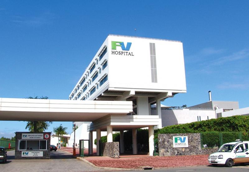 Bệnh viện Việt Pháp FV