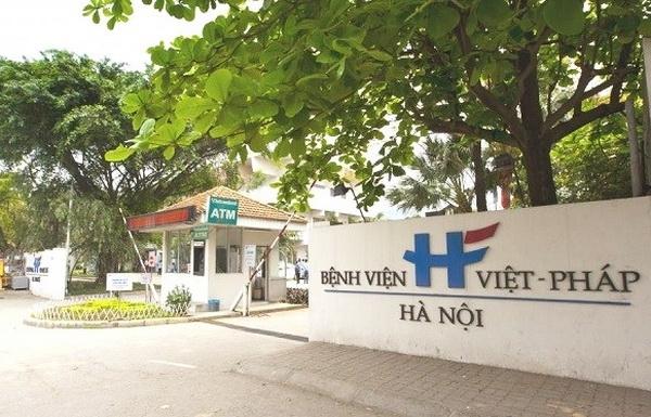 Bệnh viện Việt Pháp Hà Nội- Bệnh viện quốc tế đầu tiên tại Hà Nội.
