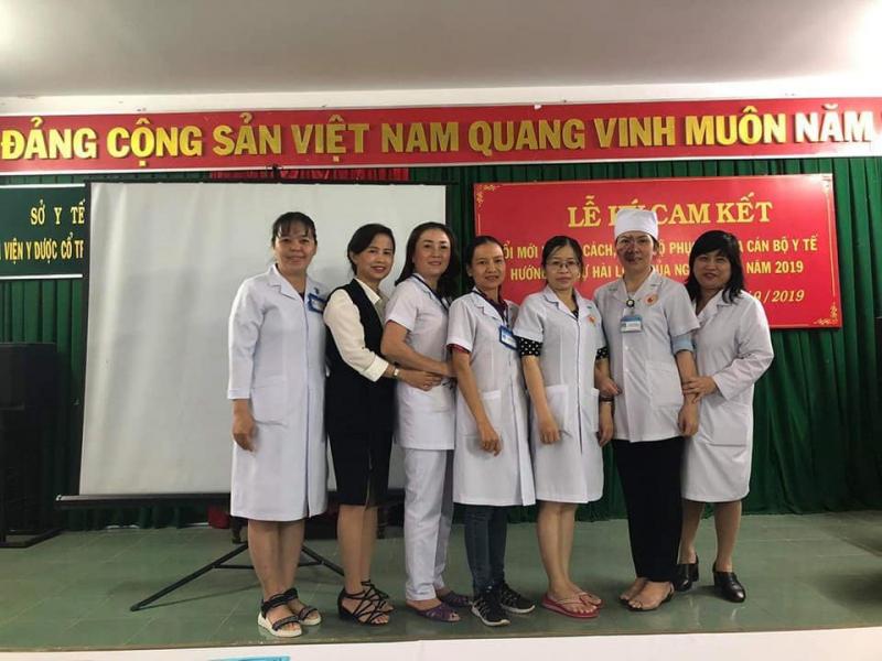 Bệnh viện Y dược cổ truyền - Phục hồi chức năng Gia Lai