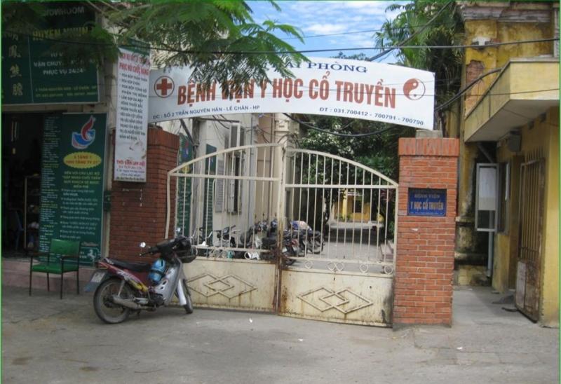 Bệnh Viện Y Học Cổ Truyền Hải Phòng