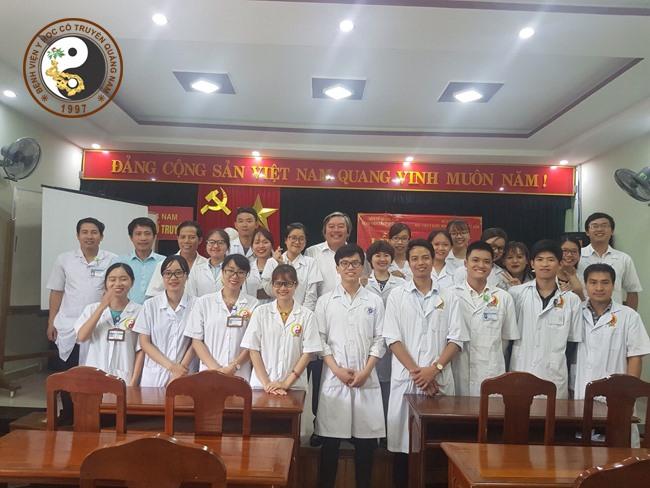Bênh viện Y học cổ truyền Quảng Nam