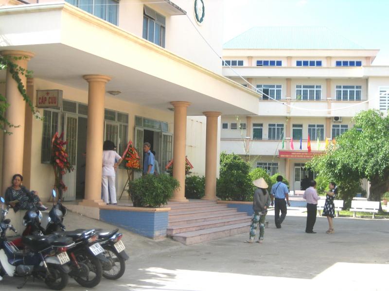 Bệnh Viện Y Học Cổ Truyền và Phục Hồi Chức Năng Khánh Hòa