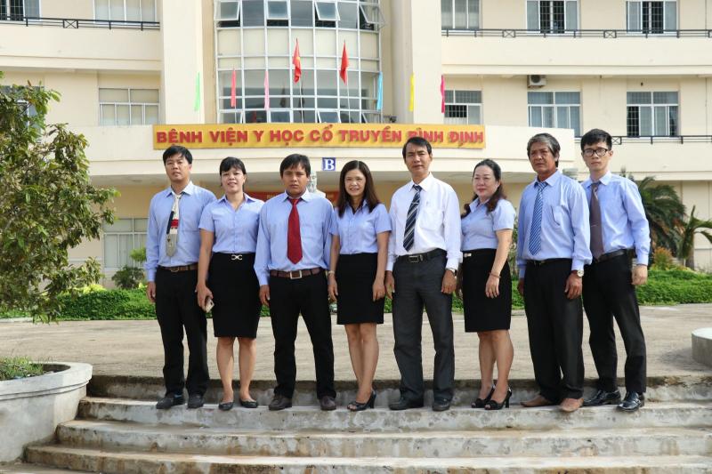 Bệnh viện Y học cổ truyền và Phục hồi chức năng tỉnh Bình Định
