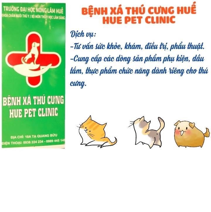 Bệnh Xá Thú Cưng Huế - Hue Pet Clinic