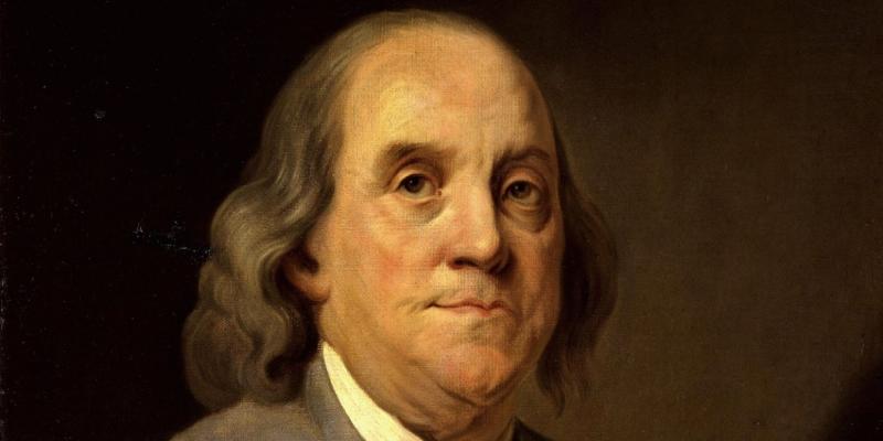 Ý tưởng về một Hoa Kỳ thống nhất, đa sắc tộc được Benjamin Franklin khởi xướng