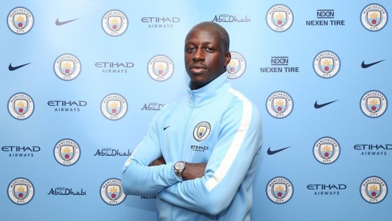 Benjamin Mendy đến Manchester City