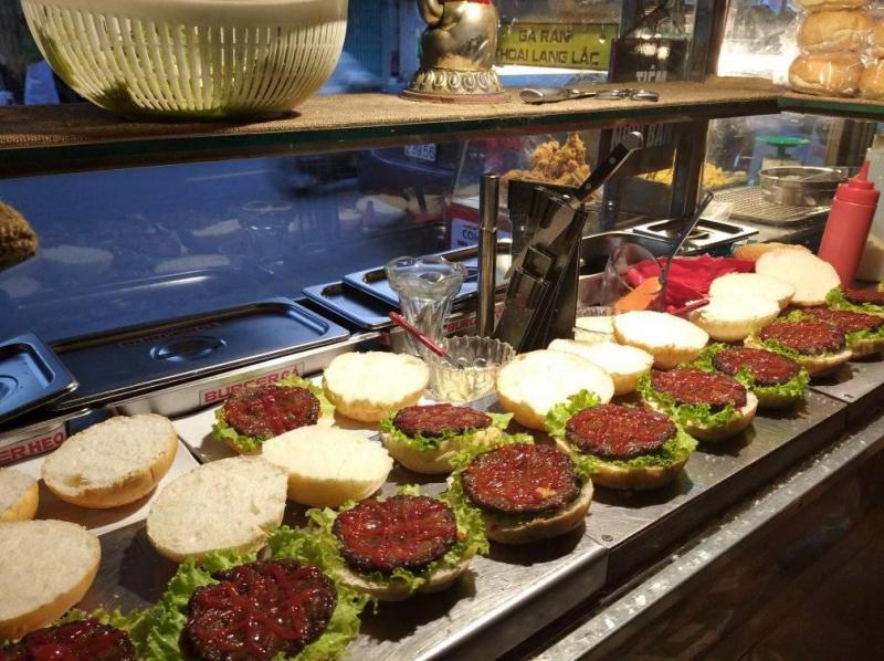 Ben's - Hamburger & Gà Rán