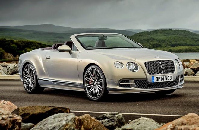 Continental GT Speed là mẫu xe mạnh nhất trong gia đình Bentley