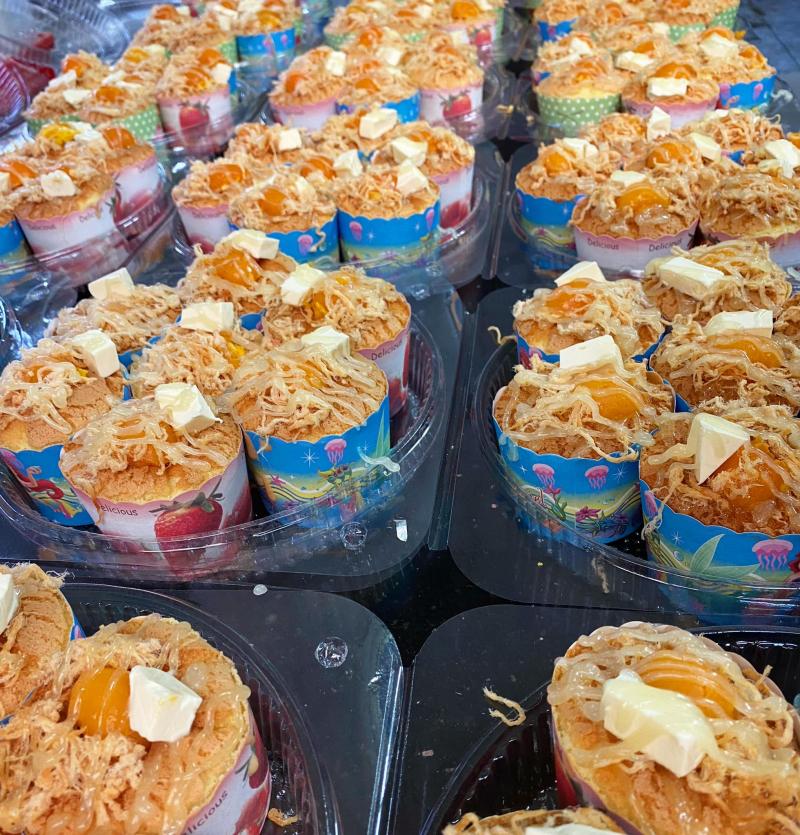 Beo Bakery - Bánh Bông Lan Trứng Muối - Cô Giang