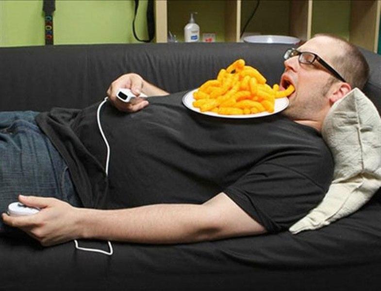 béo phì, kẻ thù của tinh trùng