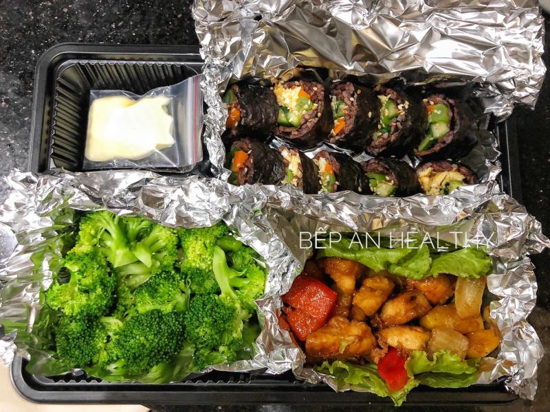 Bếp Ăn Healthy - Shop Online