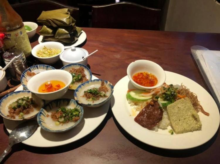 Bếp chay của Phạm Hồng Phước