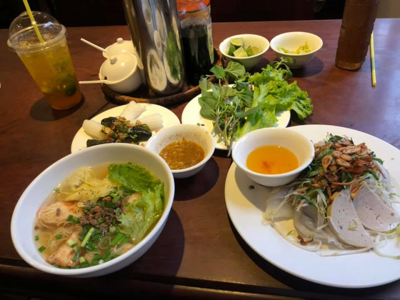 Bếp chay Phạm Hồng Phước