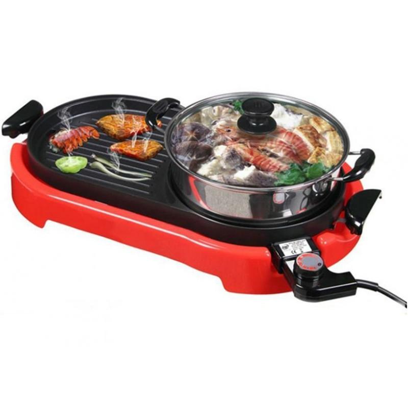 Bếp lẩu nướng Congding DS-6048A