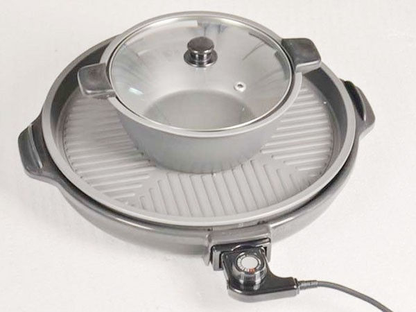 Bếp lẩu nướng Homemax HMNL-GSK-150B - Thương hiệu Mã Lai: