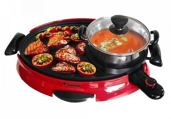 Bếp lẩu nướng Legi LG-09LO