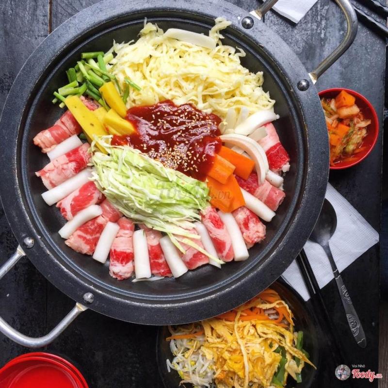 Bếp Nhà Vịt - Đồ Ăn Hàn Quốc