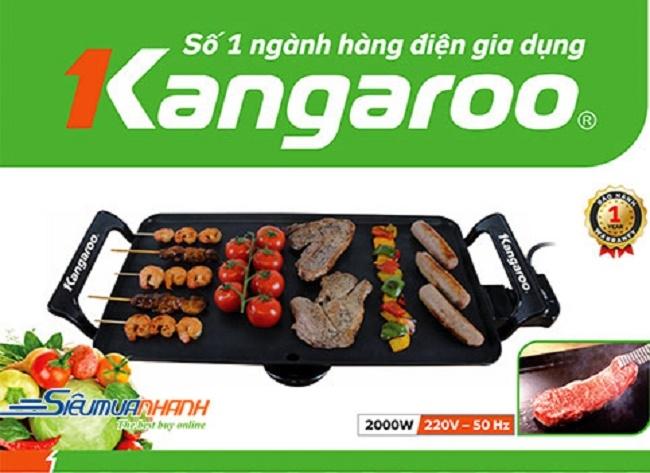 Bếp nướng Kangaroo