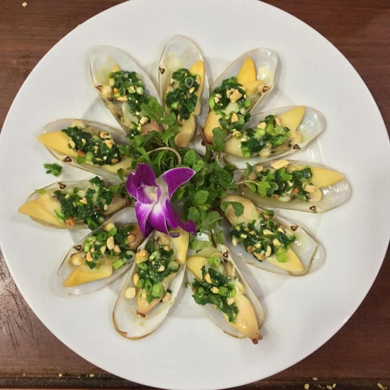 Bếp Việt - Võ Nguyên Giáp