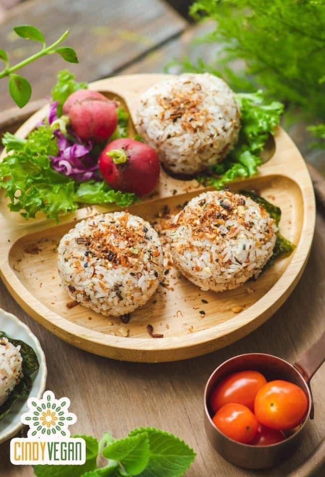 Bếp xanh - healthy foods
