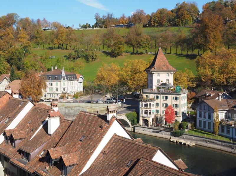 Thủ đô Bern thành phố cổ kính trong lòng Thụy Sĩ