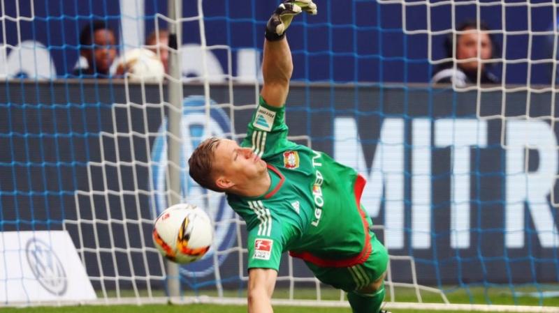 Leno đang là thủ môn số 1 của Leverkusen