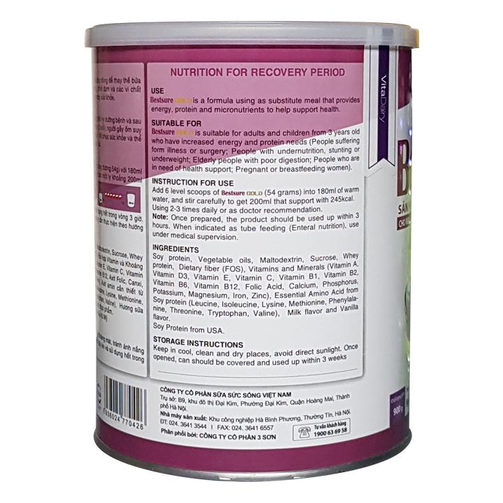 Sản phẩm được các Bác sĩ và chuyên gia dinh dưỡng khuyên dùng