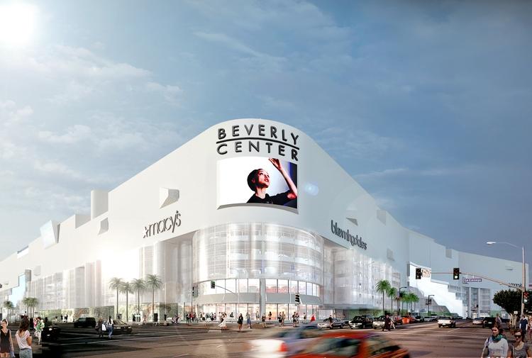 Trung tâm thương mại Beverly Center, Los Angeles
