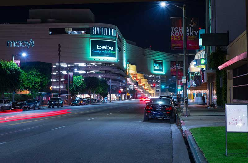 Beverly Center, Los Angeles