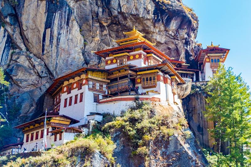 Bhutan mang nhiều vẻ đẹp hấp dẫn