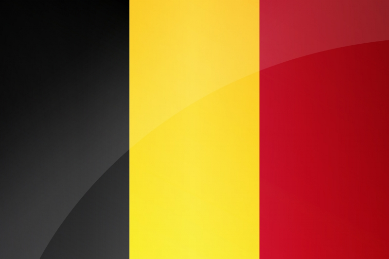 Quốc kì của nước Bỉ