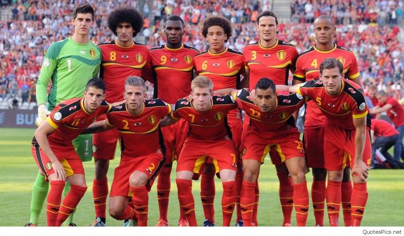 Đội tuyển Bỉ xếp thứ 4 với 487 triệu euro