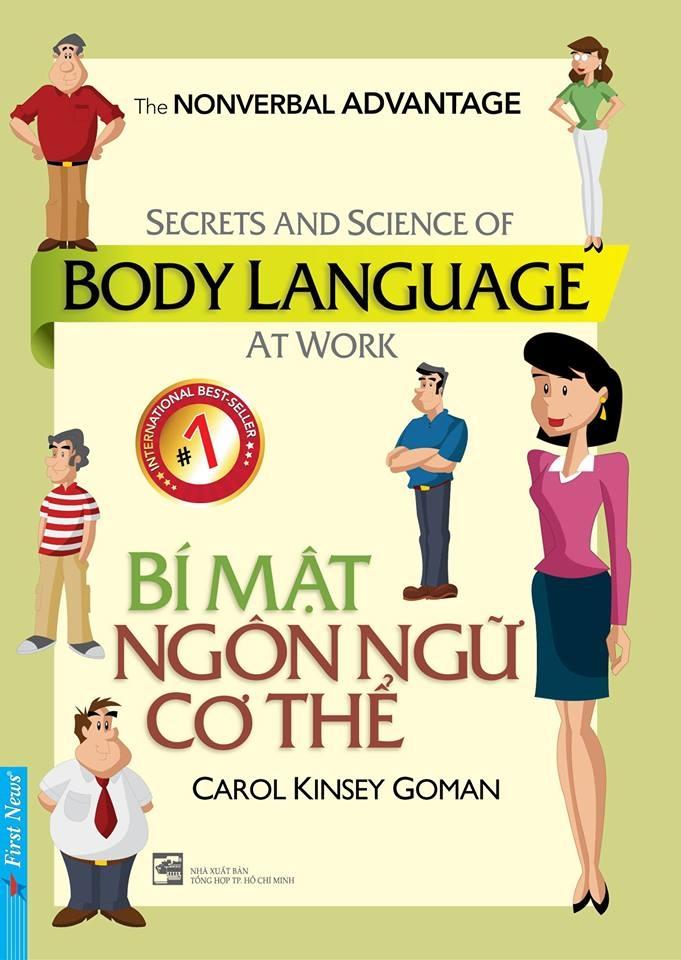 Cuốn sách Bí mật ngôn ngữ cơ thể