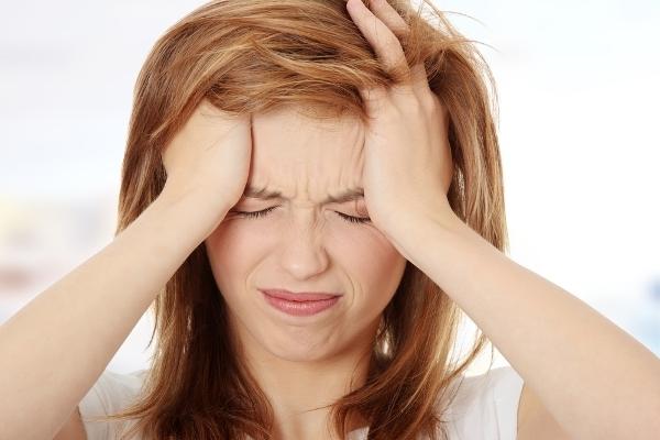 Căng thẳng, mất ngủ là nguyên nhân gây nám da
