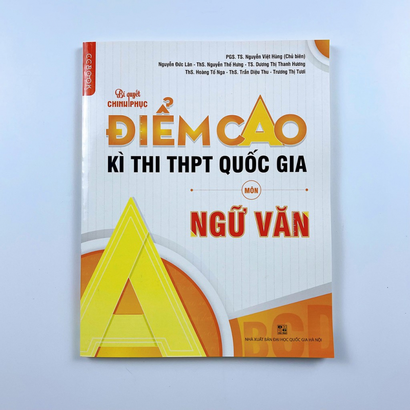Bí Quyết Chinh Phục Kì Thi THPT Quốc Gia Môn Ngữ Văn