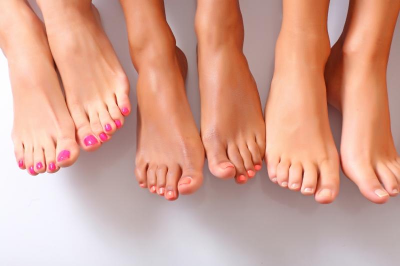 Top 10 Bí quyết để có bàn đôi bàn chân đẹp