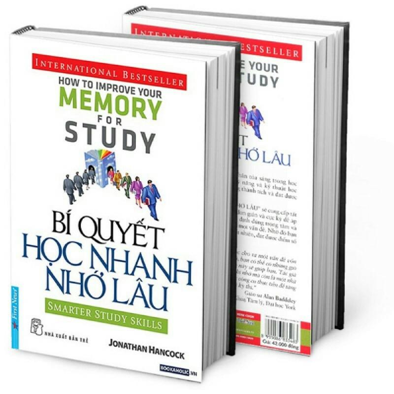 Cuốn sách Bí quyết học nhanh nhớ lâu