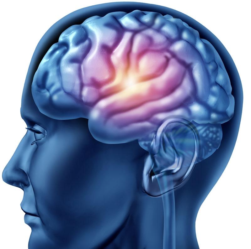 Đưa thật nhiều khí oxi vào bộ não