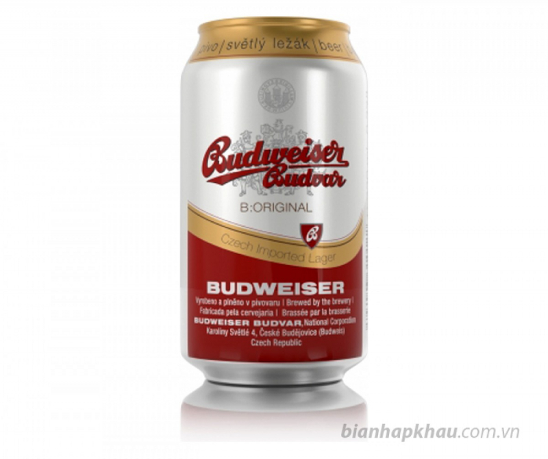 Bia Budweiser Budvar
