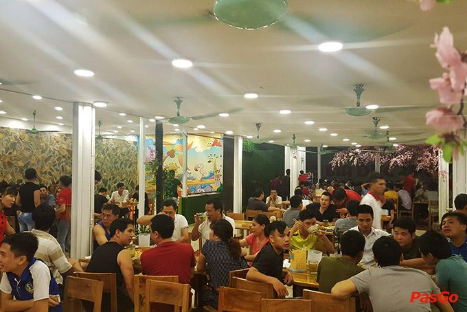 Nhà hàng Bia Đức Trọc
