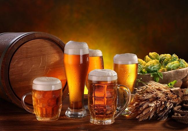 Bia, rượu
