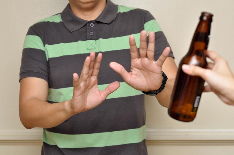 Không uống Rượu, Bia trước khi tập Gym