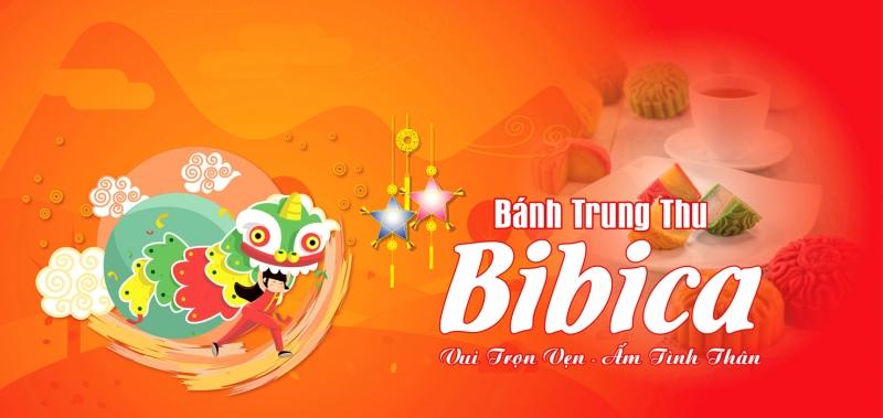 Bánh trung thu Bibica