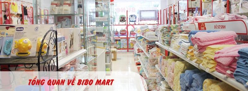 Cửa hàng của Bibo Mart