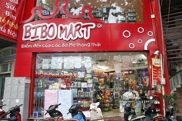 Thương hiệu Bibo Mart gắn liền với tuổi thơ của nhiều bạn trẻ