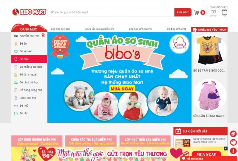 Đến với Bibo Mart bạn sẽ gặp gỡ các nhân viên y tế được đào tạo bài bản từ các trường đại học chuyên môn tư vấn những hình thức và đồ chơi phù hợp cho cả mẹ bầu và bé.