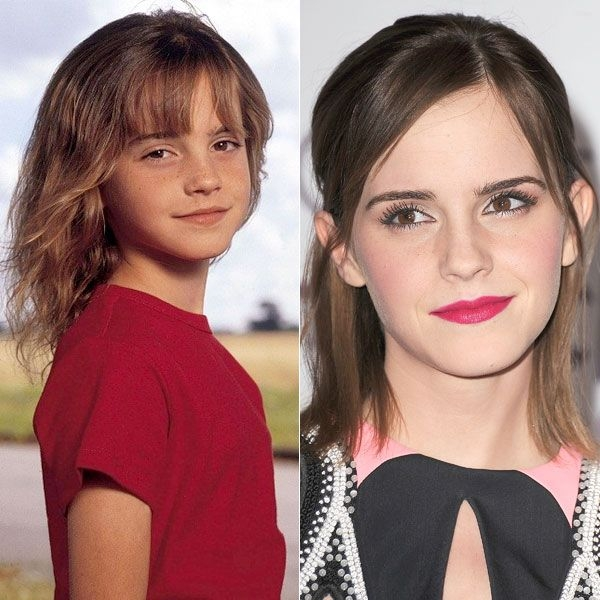 Cô phù thủy nhỏ Emma đã trưởng thành xinh đẹp như thế này rồi