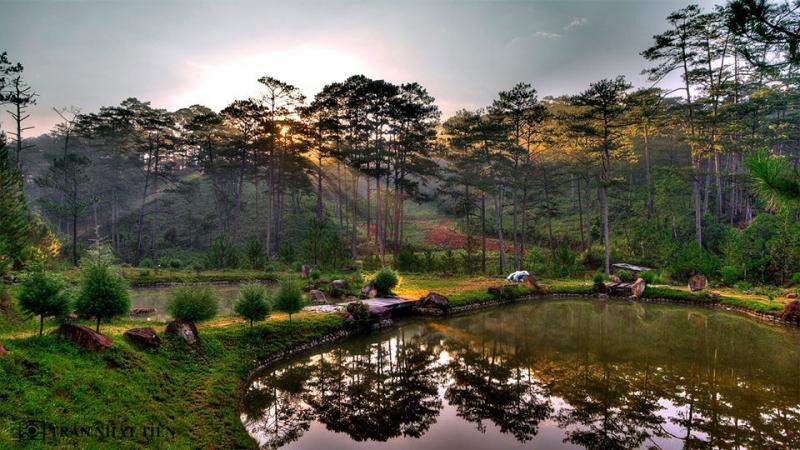 Bidoup – Núi Bà - Lâm Đồng
